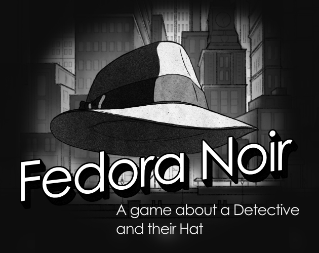 fedora noir kickstarter icon city 2